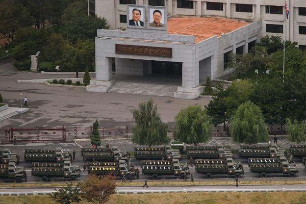 Obchody 70. rocznicy utworzenia Partii Pracy Korei w Korei Północnej