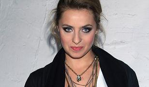 Sabina Jeszka ma roczną córkę, Anastazję