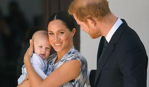 Księżna Meghan, książę Harry i ich syn są w pierwszej wspólnej podróży po Afryce