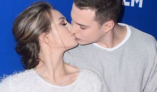 Adam Zdrójkowski i Wiktoria Gąsiewska są szczęśliwą parą