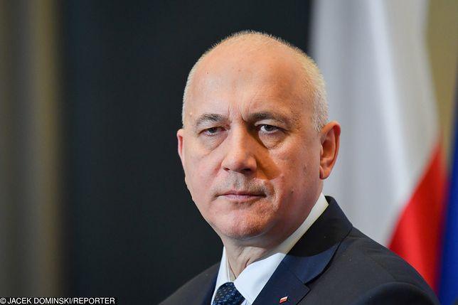 Joachim Brudziński stanął w obronie policjantów