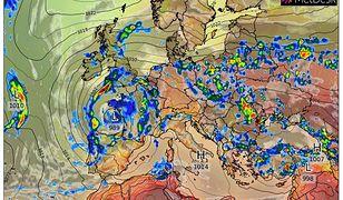 Pogoda. Burze i gradobicia - ostrzeżenia IMGW. W piątek burzowo będzie w całej Polsce