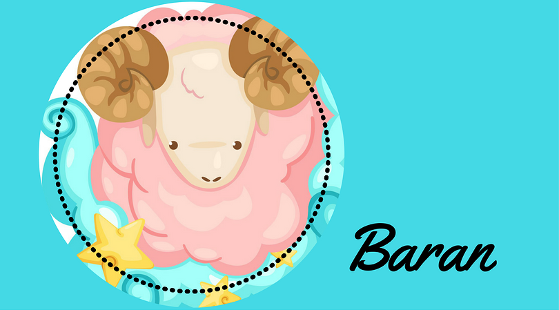 Baran - znak zodiaku