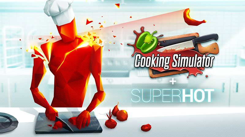 Twórcy Superhot  i Cooking Simulator łączą siły