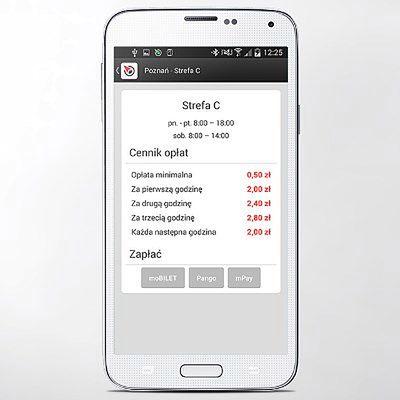 Nowa aplikacja do płacenia za parking we wszystkich systemach