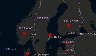 Koronawirus w Szwecji. Naukowcy prognozują liczbę zarażeń