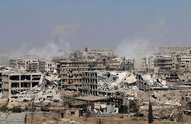 Operacja sił rządowych w Aleppo