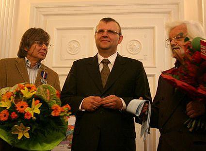 Gloria Artis za Tytusa, Nerwosolka oraz Kajka i Kokosza