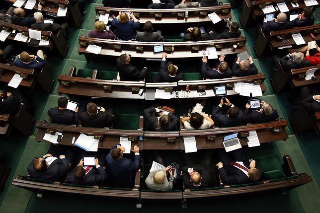 PiS chce zmienić tryb pracy Sejmu