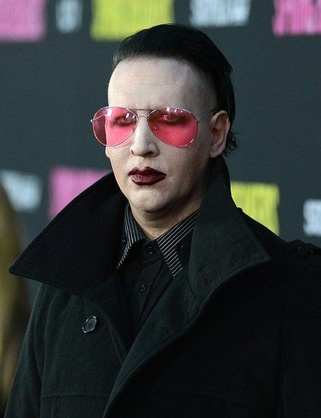 Takiego Marilyna Mansona nie znacie!