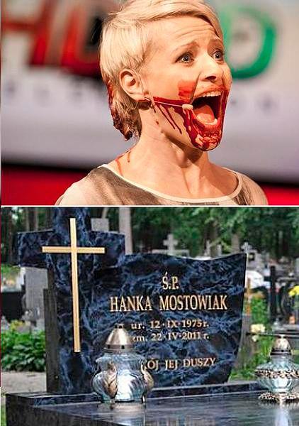 Oddajcie grób Hanki