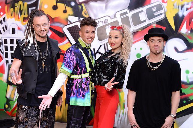 """""""The Voice Kids"""": Dawid Kwiatkowski wyznał co sądzi o Cleo"""