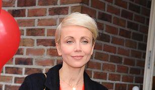 Katarzyna Zielińska jest mamą dwójki chłopców - Henryka i Aleksandra
