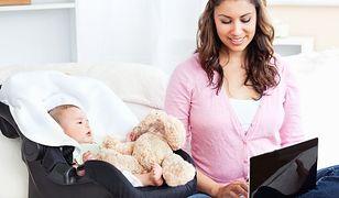 """Częstym pytaniem zadawanym przez młode mamy jest: """"Kiedy wróciłyście do pracy po urodzeniu dziecka?"""""""