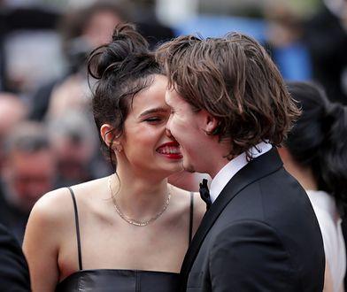 Brooklyn Beckham i Hanna Cross na premierze filmu Tarantino