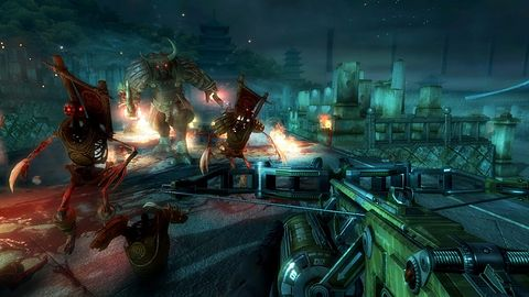 Trochę strzelanka, trochę siekanka - zobaczcie jak wygląda nowa wersja Shadow Warrior
