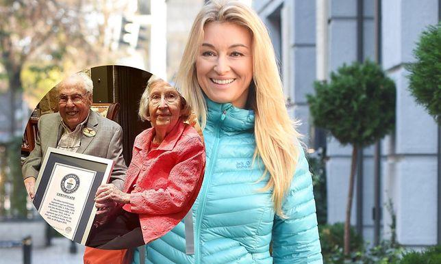 Martyna Wojciechowska o najstarszym małżeństwie na świecie. Są razem 80 lat