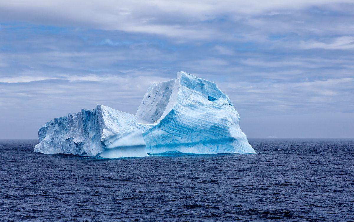 Góra lodowa, zdjęcie ilustracyjne