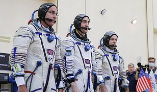 Członkowie kolejnej misji NASA, którzy 9 kwietnia polecą na ISS.