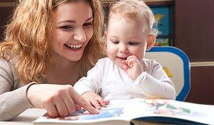 Barwne obrazki doskonale przyciągają uwagę nawet tych najmłodszych dzieci