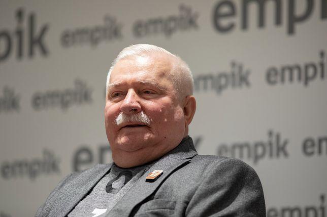 Wyszkowski przegrał z Lechem Wałęsą również inny proces - w grudniu 2018 r.