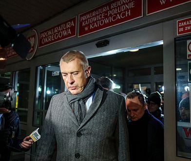 Do sądu trafił akt oskarżenia ws. zniesławienia Przemysława Krycha przez Romana Giertycha
