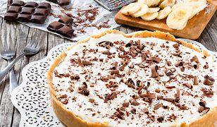 Ciasto Banoffee bez pieczenia