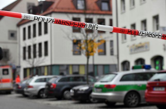 W Pfaffenhoffen napastnik wziął zakładniczkę - urzędniczkę z Jugendamt