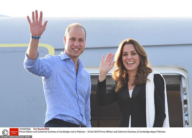 Książe William i Kate Middleton mieli ostatnio intensywne dni w Pakistanie