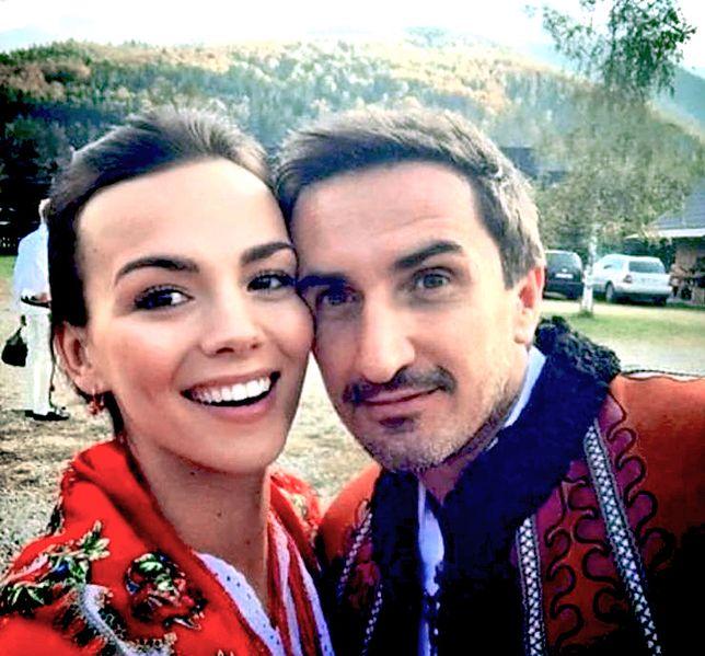 Paulina Krupińska i Sebastian Karpiel Bułecka