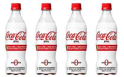 """Coca-Cola z błonnikiem i bez cukru. """"Zdrowa"""" nowość amerykańskiego giganta w Japonii"""