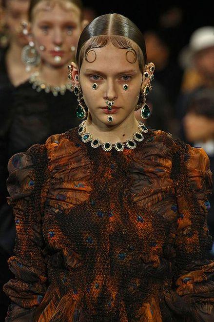 Ekstrawagancja w stylu Givenchy
