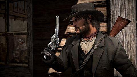 Spluwy i śmierć w Red Dead Redemption