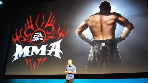 Skandal w świecie MMA, UFC walczy z Electronic Arts