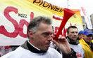 Związkowcy wyszli na ulice Warszawy