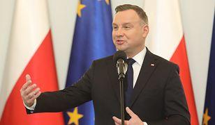 Prezydent Andrzej Duda (zdj. arch.)