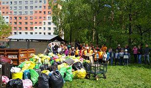 Katowice. Mieszkańcy sami posprzątali dzielnice