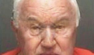 Zdjęcie Przywieczerskiego z aresztu na Florydzie