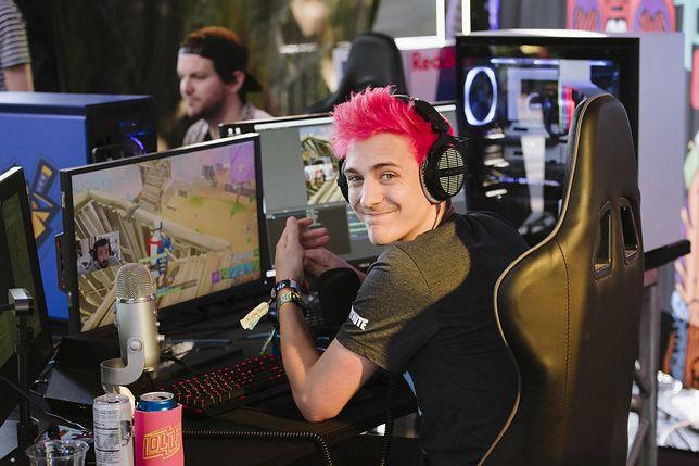 """""""Tyler """"Ninja"""" Blevins przestniae transmitować na Twitchu"""