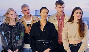"""Uczestnicy greckiego """"Top Model"""": Maja, Mikołaj, Karolina, Mariusz, Weronika"""