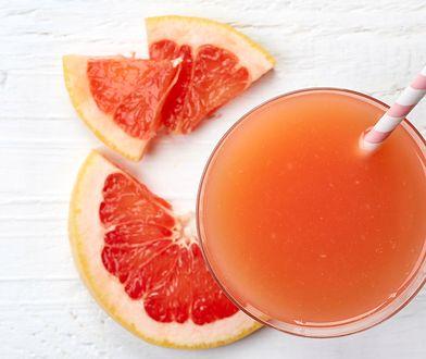 Wiemy, dlaczego ze sklepów znikają soki grejpfrutowe. Róbcie zapasy