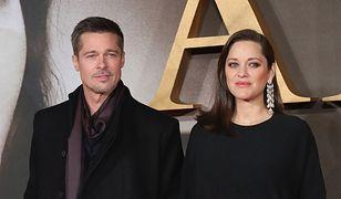 Francuska aktorka promienieje w ciąży