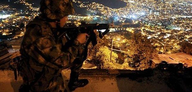 Żołnierze z traumą trafiają do szpitali