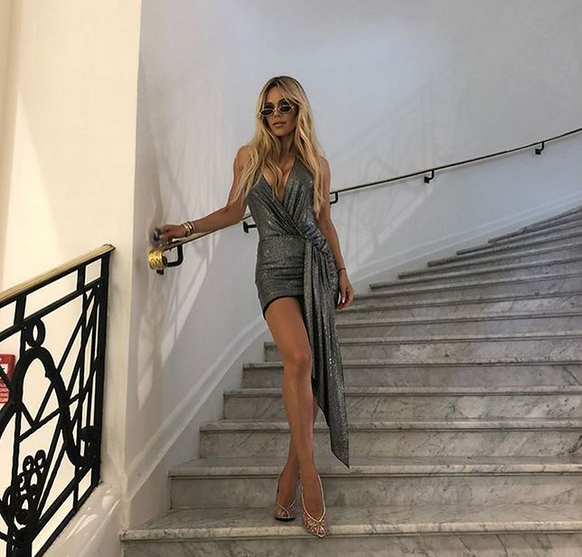 Na słynnych schodach