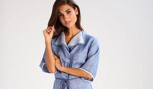 Miękki materiał i komfort - to dlatego uwielbiamy sukienki dresowe
