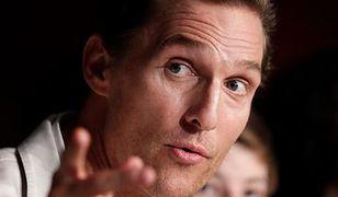 Matthew McConaughey pokaże umięśnione pośladki