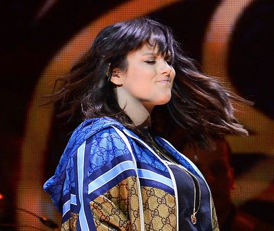 Ewa Farna na jednym z koncertów