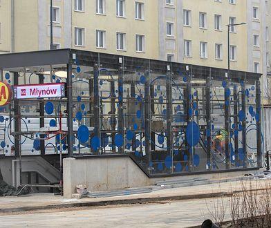 Stacja Młynów. Z metra na Woli mieszkańcy skorzystają już w kwietniu