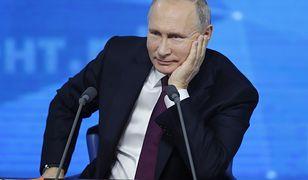 USA: kolejne sankcje wymierzone w kierunku Rosji (na zdjęciu: prezydent Rosji, Władimir Putin)