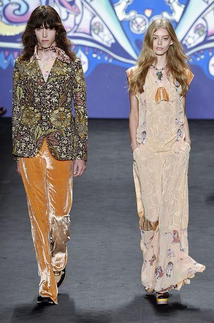 Anna Sui - kolekcja wiosna lato 2015